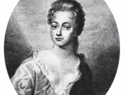1679 – 1709 Anne Bracegirdle