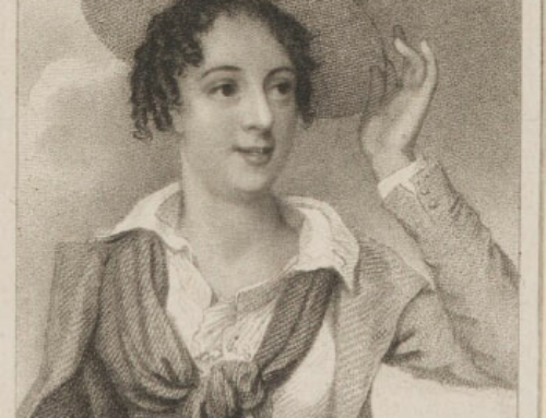 1815 – 1854 Madame Vestris